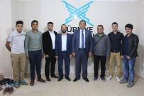 CEYLANPINAR - Başkan Atilla, Gençlerle Bir Araya Geldi