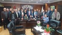 BELEDIYE İŞ - Başkan Demirtaş Belediye İşçilerine Yüzde 15 Zam Yaptı