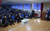 ŞÜKRÜ KARABACAK - Başkan Karabacak, Gençlere Başarıya Giden Yolu Anlattı