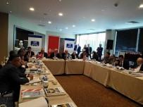 ÜMRANİYE BELEDİYESİ - Başkan Yağcı Türk Dünyası Belediyeler Birliği Toplantısına Katıldı