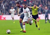 DINAMO KIEV - Beşiktaş 2. Kez Çeyrek Finalde