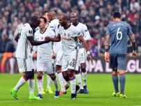 BENFICA - Beşiktaş Bu Sezon Avrupa'da İlk Kez 4 Gol Attı