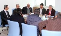 MÜSAMAHA - Bitlis'teki Hazır Beton Firmaları Bir Araya Geldi
