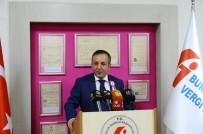 VERGİ DAİRESİ - Bursa'da Vergi Rekortmenleri Belli Oldu