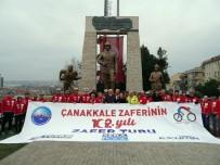 HASAN AKGÜN - Büyükçekmece'den Çanakkale'ye Zafer Turu