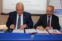 KALDIRIMLAR - Büyükşehir Belediyesi İle Mersin ESOB Arasında Engelli Dostu İşletmeler Protokolü İmzalandı