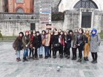TOPKAPI SARAYI - Cizreli Öğrencilerin İstanbul Hayali Gerçeği Dönüştü