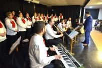 AHMET ATAÇ - Çukurhisar'da Türk Halk Müziği Korosu Konseri