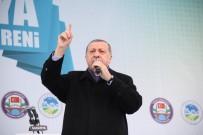 RıFAT HISARCıKLıOĞLU - Cumhurbaşkanı Recep Tayyip Erdoğan Açıklaması 'Avrupa Hızla 2. Dünya Savaşı Öncesi Günlere Doğru Yuvarlanıyor'
