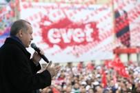 BENDEVI PALANDÖKEN - Cumhurbaşkanı Recep Tayyip Erdoğan Açıklaması 'Bizde Öyle Bir Başbakan Yok'