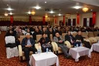 HASAN CEYLAN - Dinar'da 'Çanakkale Ruhu' Konferansı Düzenlendi