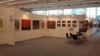 MESUT ÖZAKCAN - Efeler Belediyesi Artankara Sanat Fuarı'ndaki Yerini Aldı