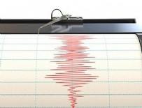 EGE DENIZI - Ege Denizi'nde 4,4 büyüklüğünde deprem