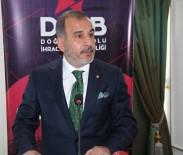 TÜRKIYE ODALAR VE BORSALAR BIRLIĞI - Elazığ'da 'Dış Ticaret Bilgilendirme Semineri'