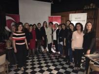 KADIN GİRİŞİMCİ - Girişimci Kadınlara Hemcinslerinden Başarı Plaketi