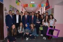 ERDOĞAN TURAN ERMİŞ - Görele'de Lise Öğrencilerinden 'Matematik Sokağı' Projesi