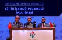HAVA TAŞIMACILIĞI - Hasan Kalyoncu Üniversitesi 10 Bin Havacıyı Eğitecek