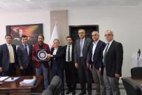 OSMAN AYDıN - HAYAD'dan Başarı Plaketi