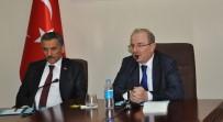 SEBAHATTİN ÖZTÜRK - İçişleri Bakan Yardımcısı Öztürk Açıklaması 'Referandum Güvenliğini Sağlamak Boynumuzun Borcudur'