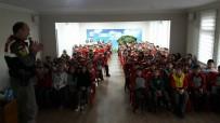 Jandarma'dan Çocuklara Trafik Dersi