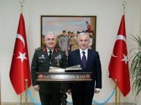 ORGENERAL - Jandarma Genel Komutanı Orgeneral Yaşar Güler Valiliği Ziyaret Etti