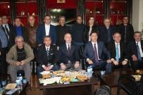 KAMU BAŞDENETÇİLİĞİ - Kamu Başdenetçisi Şeref Malkoç Memleketi Trabzon'da
