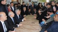 YEŞILLER PARTISI - Kılıçdaroğlu Kahvehanede Vatandaşlarla Buluştu