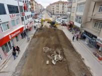 Kırşehir'de 30 Yıldır Yatırım Yapılmayan İshale Hattı Değiştdirildi