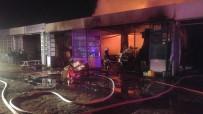 İSMAİL HAKKI - Kuşadası'nda İş Yeri Yangını; 1 Ölü