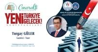 KYK Çınaraltı Söyleşilerinde Gazeteci-Yazar Turgay Güler'i Konuk Ediyor
