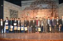 ARTUKLU ÜNIVERSITESI - Mardin'de 'Hafızlık Ve Ezanı Güzel Okuma' Yarışması Yapıldı