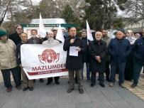 İSLAM İŞBİRLİĞİ TEŞKİLATI - Mazlumder Kayseri Şube Başkanı Mehmet Yakut Açıklaması