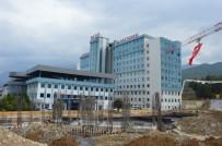 MUSTAFA HAKAN GÜVENÇER - MCBÜ Hafsa Sultan Hastanesi Büyüyor