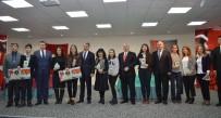 CEVDET YILMAZ - 'Mehmet Akif Ersoy'a Mektup' Yarışmasında Ödüller Verildi