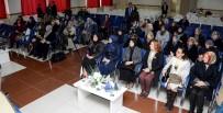 TÜP BEBEK - Meram'da 'Kadın Sağlığı' Konulu Farkındalık Eğitimi Düzenlendi