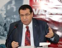 KUVVETLER AYRILIĞI - MHP Genel Başkan Yardımcısı Tanrıkulu Açıklaması 'Anketlerin Yüzde 99'U Algı Yönetmeye Yönelik'