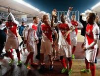 BAYER LEVERKUSEN - Monaco ve Atletico Madrid, çeyrek finale yükseldi