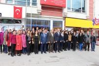 MUSTAFA ARSLAN - Müdürlük Personelinden Hollanda'ya Tepki