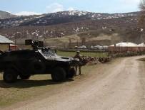 Muş'ta terör operasyonu: 32 gözaltı