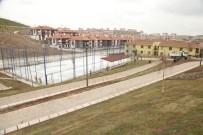 SATRANÇ - Odunpazarı Belediyesi'nden Yenikent'e Spor Parkı