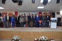 SOSYAL HİZMET - Öğrenci Velilerine 'Aile Eğitimi' Semineri Verildi