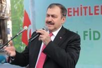GÜRSOY OSMAN BİLGİN - Orman Ve Su İşleri Bakanı Veysel Eroğlu Sarıyer'de Fidan Dağıttı