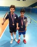 BADMINTON - Osmangazili Badmintonculardan Çifte Başarı