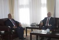 TÜP BEBEK - Sağlık Turizminde Atatürk Üniversitesi Ve Azerbaycan Yeni Bir Sayfa Açıyor