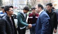ESENTEPE - Şanlıurfa Büyükşehir Belediye Başkanı Çiftçi Açıklaması Evet, Gençlerimize Güveniyorum