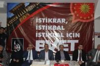DIPLOMASı - Şanlıurfa'da İlk Evet Bürosu Açıldı