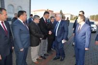 ŞANLIURFA VALİSİ - Şanlıurfa Vali  Güngör Azim Tuna Viranşehir'de