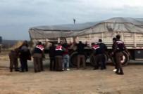 AKARYAKIT KAÇAKÇILIĞI - Tavuk Çiftliğine Kaçak Akaryakıt Operasyonu