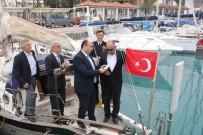 BAĞLAMA - Teknelerde Türk Bayrağı Dönemi