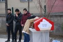 CEVDET CAN - Trafik Kazasında Ölen Polis Memuru Son Yolculuğuna Uğurlandı